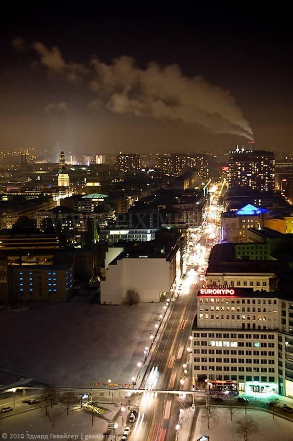 Berlin at Night