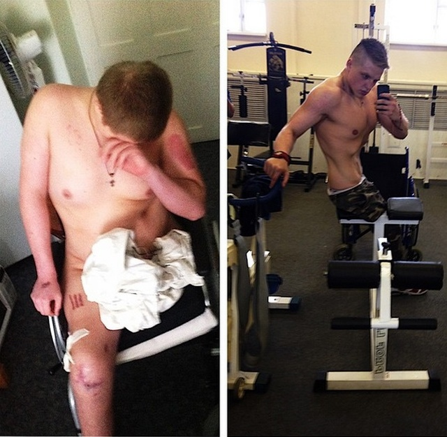 Strong Man Sergei Kutovoy