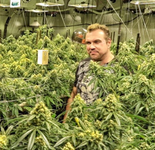Big Mike Is The Multi-Millionaire Legal Marijuana Entrepreneur