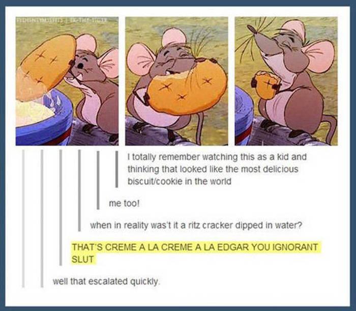 Hidden Gems in Disney  Films