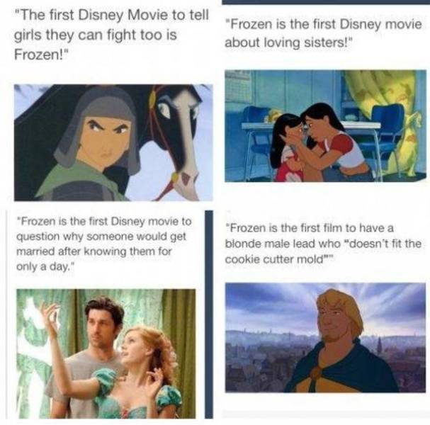 Hidden Gems in Disney  Films