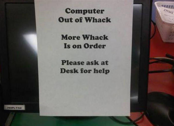 Work Fails & Job LOLs, part 48
