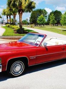 Awesome retro cars