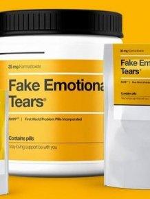 First World Problem Pills