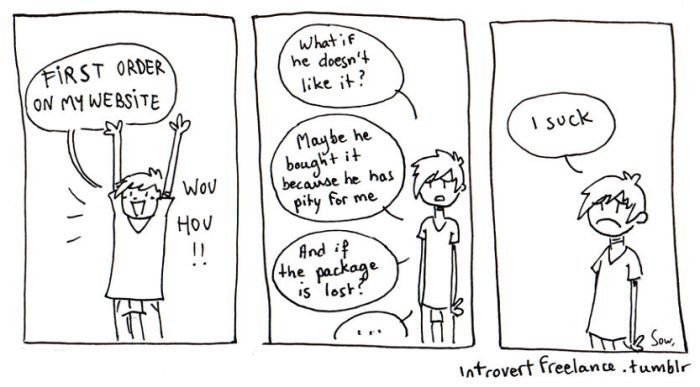 It's Hard To Be An Introverted Freelancer