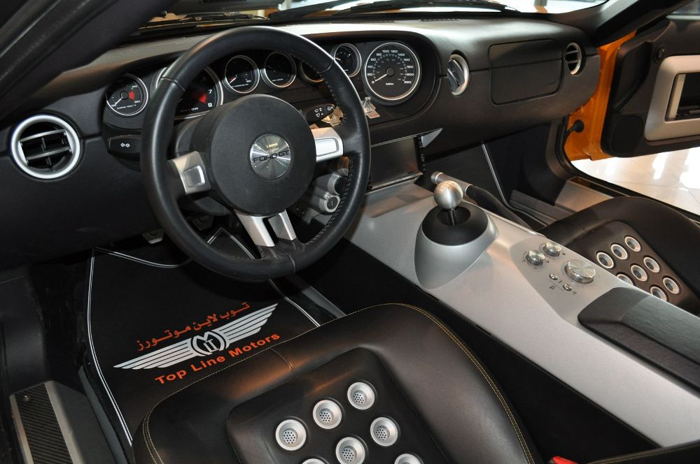 Ford GTX1 SEMA Edition