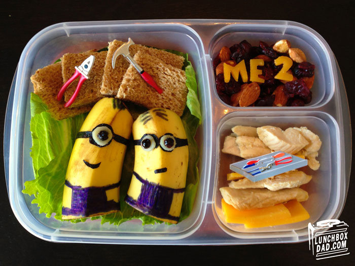 Amazing Lunchboxes