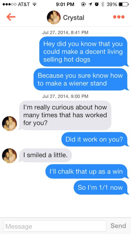 Pickup Lines That Work