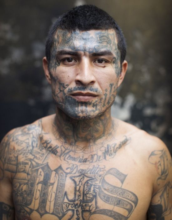 Inmates In El Salvador