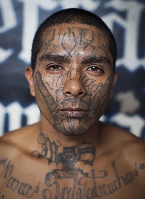 Inmates In El Salvador