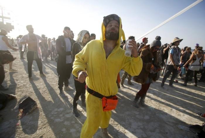 Photos of the Burning Man 2015, part 2015