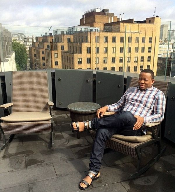 The Luxury Life Nigerian Mail Scammer