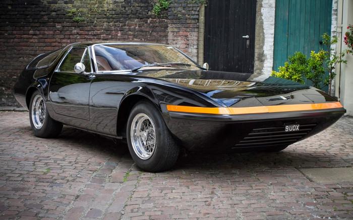 Unique Ferrari