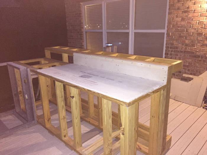 DIY Kitchen Space