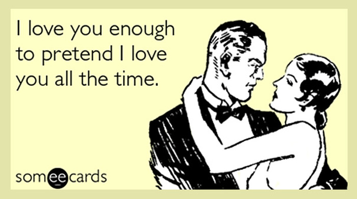 Honest Love Cards