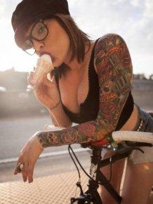 Tattooed Girls
