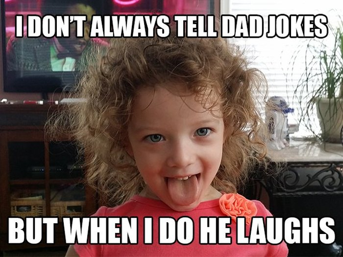 Collection of The Best Dad Jokes