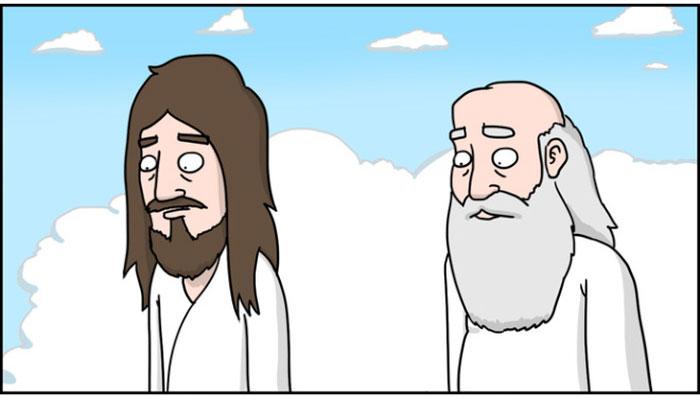Jesus vs. God