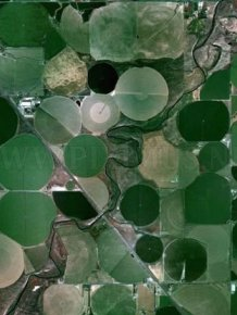 Beautiful Google Earth Views