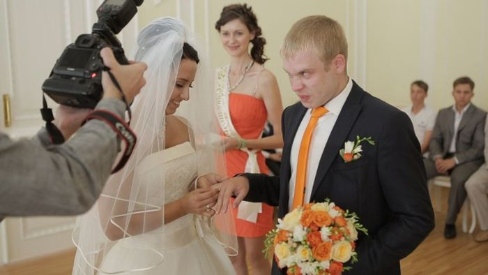Awkward Russian Wedding Photos Fun