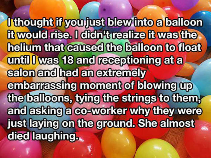 People Admit Embarrassing Things They Didn't Learn Until Later In Life