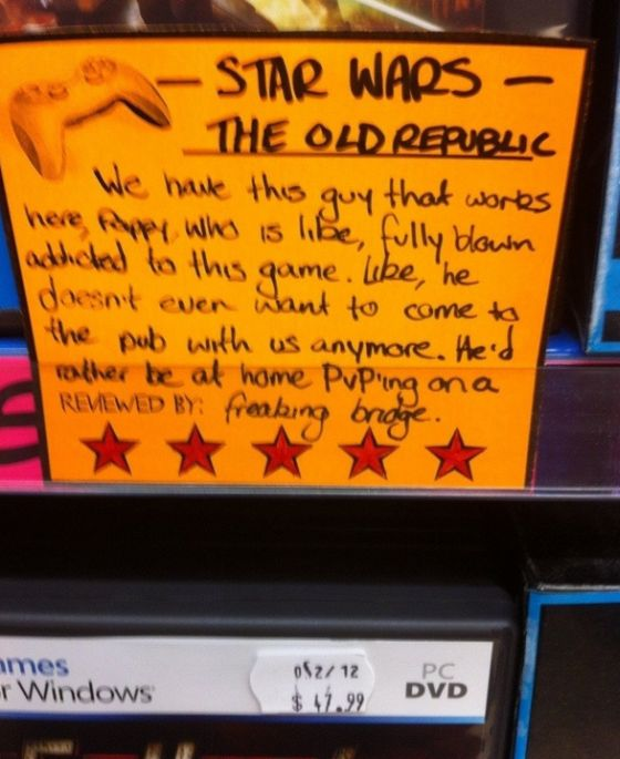 15 Of The Most Honest In Story Video Game Reviews Ever