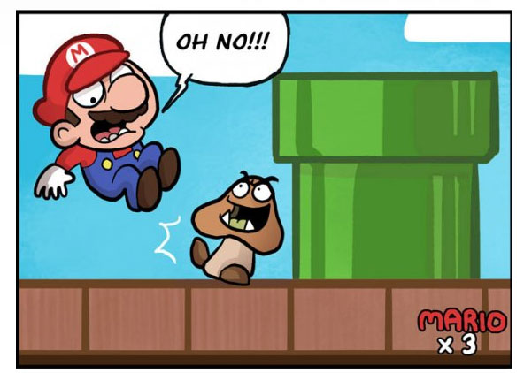 Mario's Has Been Hiding A Frightening Secret All These Years