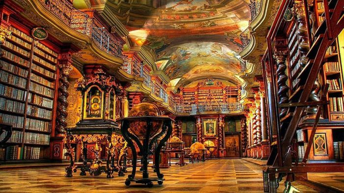 The Czech Republic Is Home To The World's Most Beautiful Library