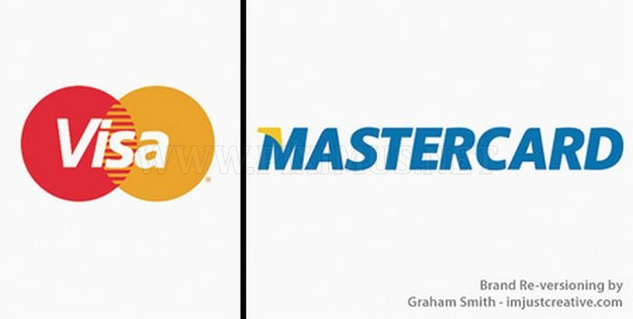 Companies Swapped Logos