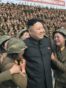 Kim Jong-Un And Photoshop Just Go So Well Together