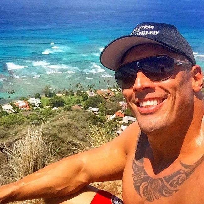 Meet The Rock's Stand In Double Who's Also His Cousin