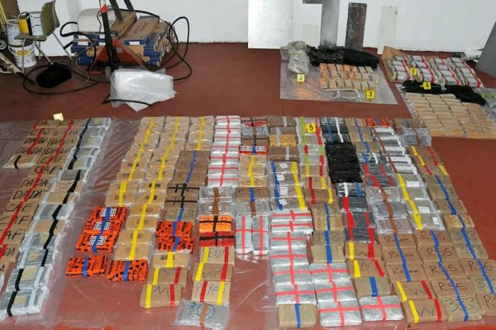 Ambulance Driving Drug Smugglers Get Busted With Huge Stash