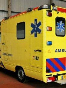 Ambulance Driving Drug Smugglers Get Busted With Huge Stash