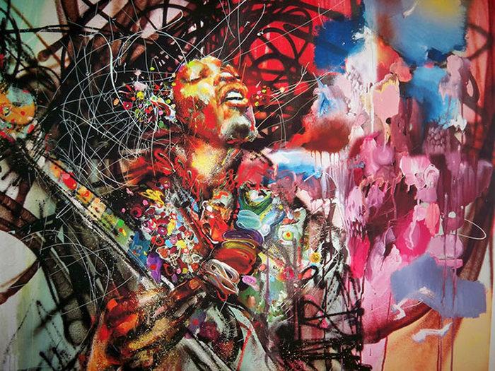 Interesting artwork - Picture of Asilah Medina, Asilah - TripAdvisor