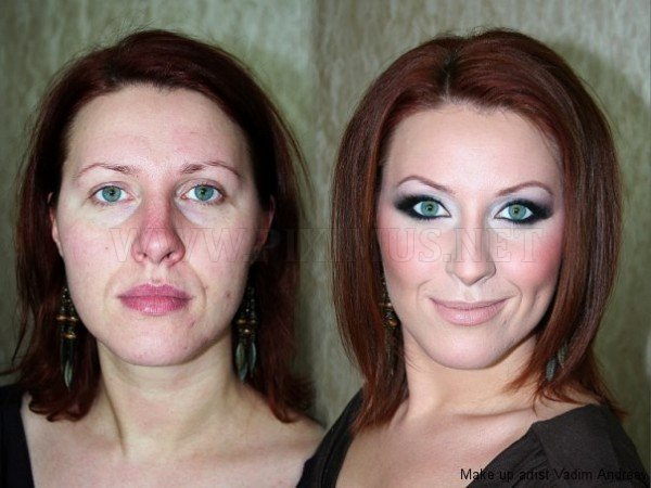 Magic of Makeup
