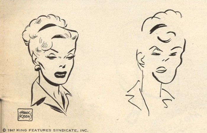 Comic Artists Draw Characters With Their Eyes Closed