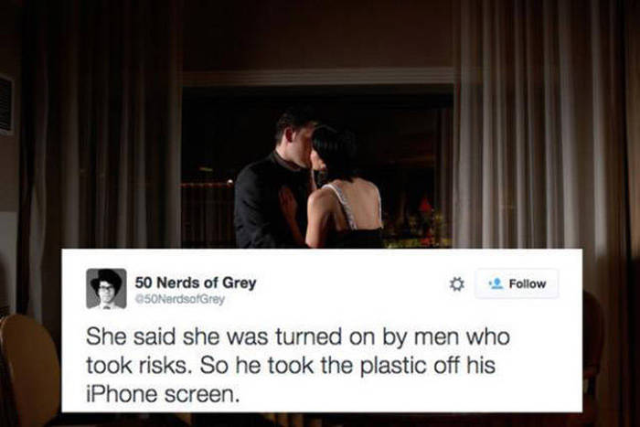 50 Nerds Of Grey Is The Twitter Account The World Needed