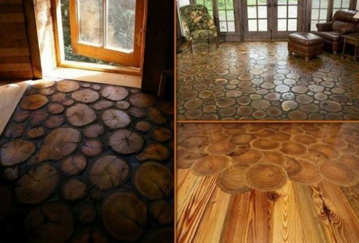 How To Build A Real Wood Floor From Start To Finish