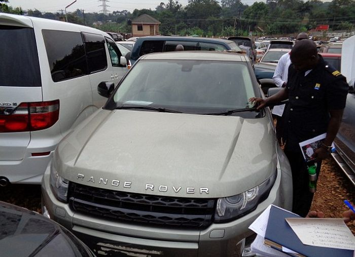 UK Detectives Find Million Dollar Fleet Of Cars In Uganda