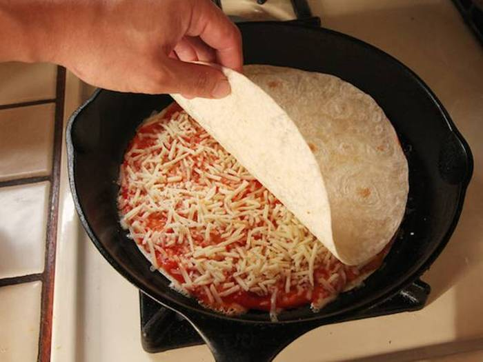 The Pizzadilla Is Without A Doubt The Perfect Snack