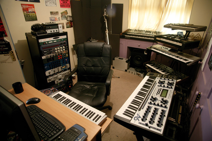 Battlestations Of Famous Musiscians