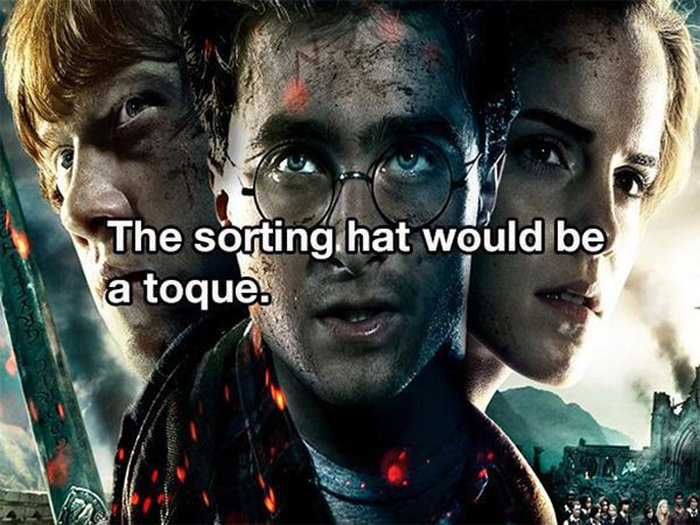 What Harry Potter Would Be Like If It Took Place In Canada