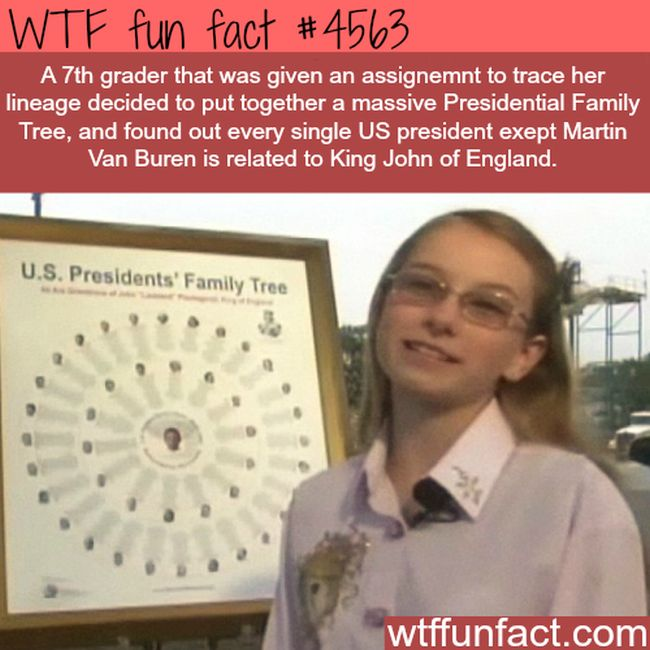 25 Fun Facts That Will Make You Say WTF