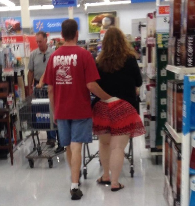 Walmart Shoppers Are A Special Breed Of People