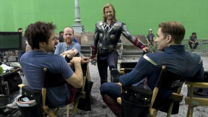 Behind The Scenes Photos That Show A Different Side Of Hollywood's Biggest Hits