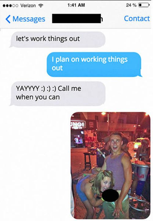 Guy Has Epic Response For His Cheating Ex-Girlfriend