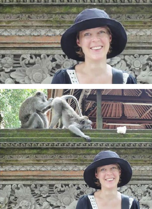 Cropping Completely Changes The Story In These Funny Photos