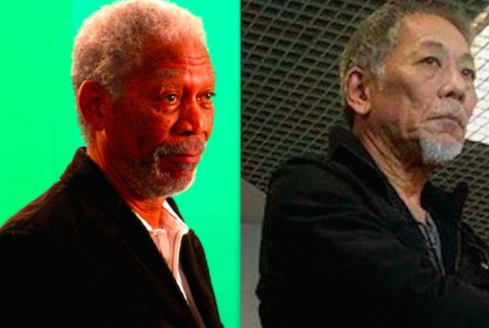 11 Celebrities That Have Doppelgangers Of A Different Race