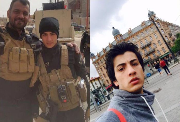Syrian Refugees Before And After Migrating To Europe