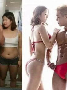 Couple Makes Incredible Weight Loss Transformation